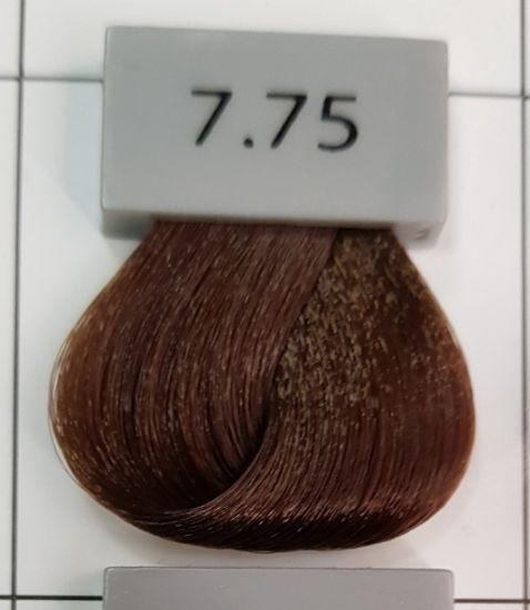 Berrywell 7.75 Средний русый шоколадно-красный. Краска для волос