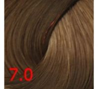7.0 Светло-русый 60 мл PERMANENT color cream CONCEPT