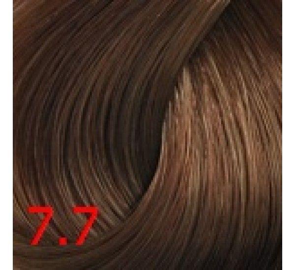 7.7 Светло-коричневый 60 мл PERMANENT color cream CONCEPT