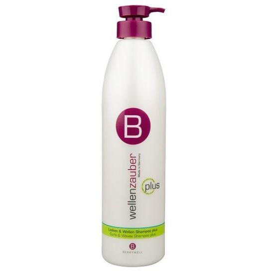 Berrywell Шампунь для вьющихся волос 1000 мл Curls Waves Shampoo