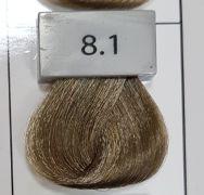 Berrywell 8.1 Светлый русый матовый. Краска для волос