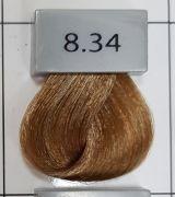 Berrywell 8.34 Светлый русый золотисто-медный 61 мл. Краска для волос