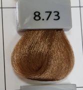 Berrywell 8.73 Светлый русый шоколадно-золотистый 61 мл. Краска для волос