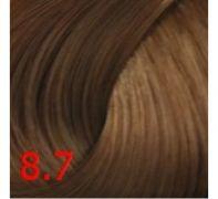8.7 Темный бежевый блондин 60 мл PERMANENT color cream CONCEPT
