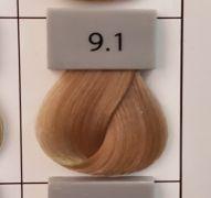 Berrywell 9.1 Светлый блондин матовый. Краска для волос