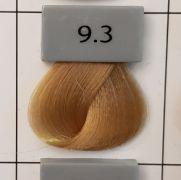 Berrywell 9.3 Светлый блондин золотистый. Краска для волос
