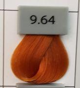 Berrywell 9.64 Светлый блондин красно-медный. Краска для волос
