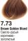 7.73 Светло-русый коричнево-золотистый 60 мл  Крем CONCEPT PROFY TOUCH