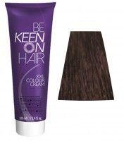 Краска для волос 4.75 Махагон 100 мл/Mahagoni KEEN