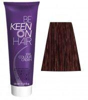 Крем-краска для волос 6.5i Интенсивный темно-рубиновый 100 мл/Rubinrot Dunkel Intensiv KEEN