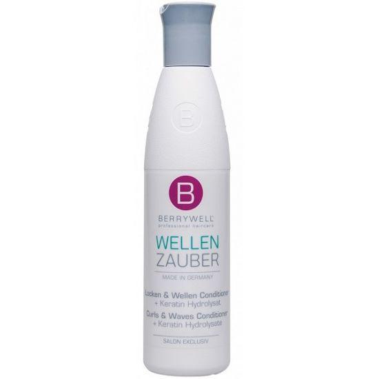 Berrywell Кондиционер для эластичности и упругости естественно завитых и волнистых волос 251 мл