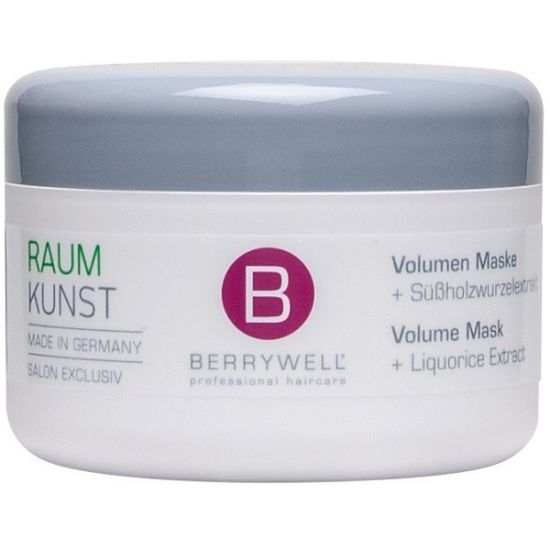 Berrywell Маска для эффективного объема без утяжеления с экстрактом лакрицы 201 мл