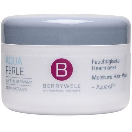 Berrywell Маска для поддержания естественного водного баланса сухих и нормальных волос с маслом Крамбе 201 мл