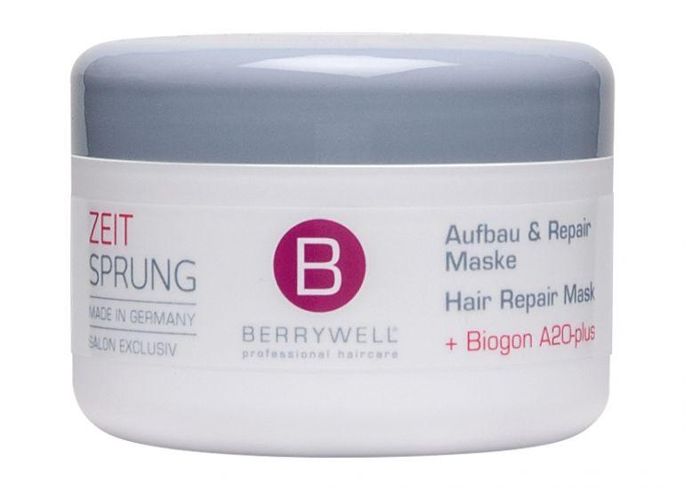 Berrywell Маска для восстановления здорового и укрепленного состояния сильно поврежденных волос. BIOgon A20plus 201 мл