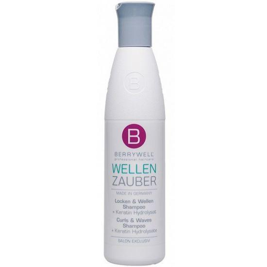 Berrywell Шампунь для эластичности и упругости естественно завитых и волнистых волос, 251мл