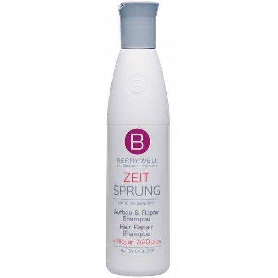 Berrywell Шампунь для восстановления здорового и укрепленного состояния сильно поврежденных волос. BIOgon A20plus, 251мл