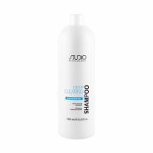 Шампунь глубокой очистки для всех типов волос 1 л. линии Studio Professional KAPOUS