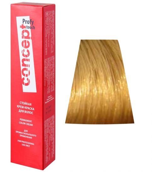 9.0 Светлый блондин 60 мл PERMANENT color cream CONCEPT