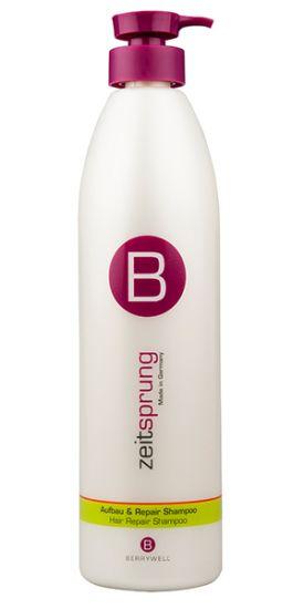 Berrywell Шампунь восстанавливающий для поврежденных волос 1000 мл