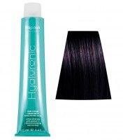 1.2 HY Черный фиолетлвый крем-краска для волос с Гиалуроновой кислотой100мл