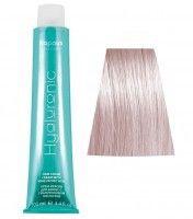 10.016 HY Платиновый блондин пастельный жемчужный крем-краска для волос с Гиалуроновой кислотой100мл