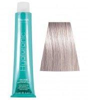 10.02 HY Платиновый блондин прозрачный фиолетовы крем-краска для волос с Гиалуроновой кислотой100мл