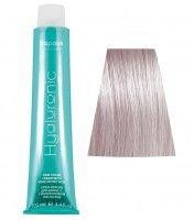 10.084 HY Платиновый блондин прозрачный брауни крем-краска для волос с Гиалуроновой кислотой 100мл