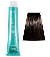 4.0 HY Коричневый  крем-краска для волос с Гиалуроновой кислотой 100мл