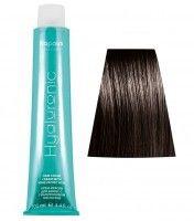 5.0 HY Светлый коричневый  крем-краска для волос с Гиалуроновой кислотой 100мл