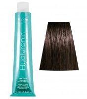 5.35 HY Светлый коричневый каштановый крем-краска для волос с Гиалуроновой кислотой 100мл