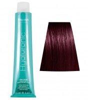 5.66 HY Светлый коричневый красный интенсивный крем-краска для волос с Гиалуроновой кислотой 100мл