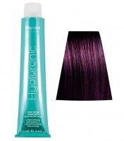 6.2 HY Темный блондин фиолетовый крем-краска для волос с Гиалуроновой кислотой 100мл