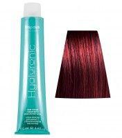6.66 HY Темный блондин красный интенсивный крем-краска для волос с Гиалуроновой кислотой 100мл