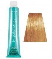 10.34 HY Платиновый блондин золотистый медный крем-краска для волос с Гиалуроновой кислотой100мл