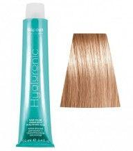 9.4 HY Очень светлый блондин медный  крем-краска для волос с Гиалуроновой кислотой 100мл