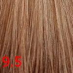 9.5 Крем-краска без аммиака VELVET COLOUR Светлый блондин красный/Hellblond Rot KEEN
