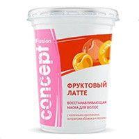 Фруктовая латте восст.с экст.абрикоса 450 мл CONCEPT