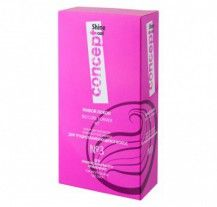 Биозавивка Живой локон №3, труднозавивающиеся волосы 100 мл+ 100мл CONCEPT
