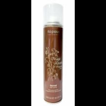 Лак аэрозольный для волос нормальной фиксации с кератином серии Magic keratin 250 мл