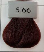 Berrywell 5.66 Светлый коричневый красный экстра. Краска для волос