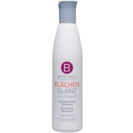 Berrywell Шампунь разглаживающий для идеальной структуры непослушных волос 251 мл Smoothing Shampoo